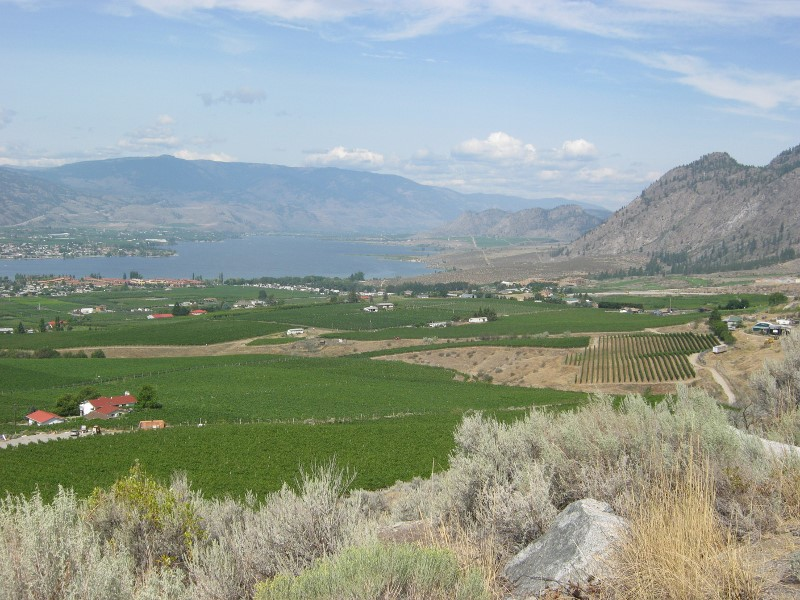 Osoyoos valley