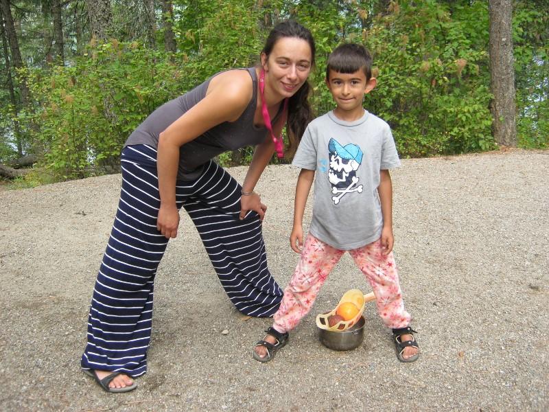 Sylvia and Kuba from Alberta