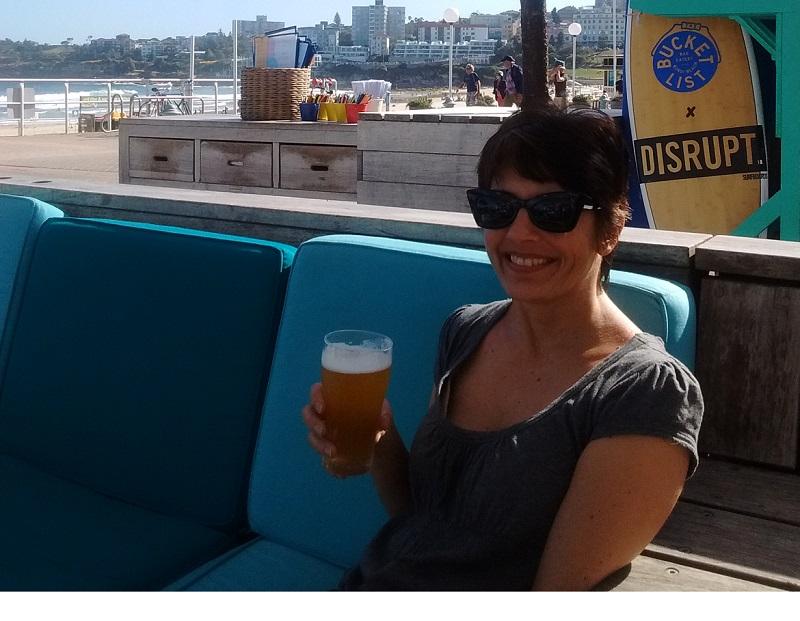 Ulrike in Sydney, Australia.