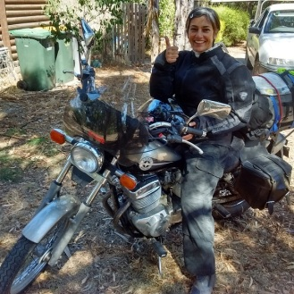 All stories | Symba the Honda Cub Travels | 2000km on a 100cc